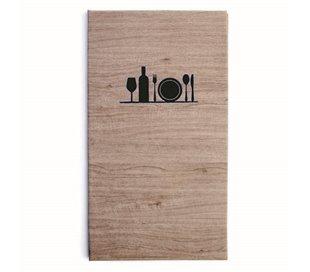 Weinkartenmappe Frida...