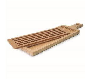 Brot Schneidebrett Bambu...