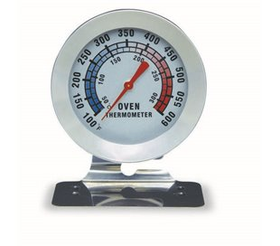 Backofen-Thermometer Mit...