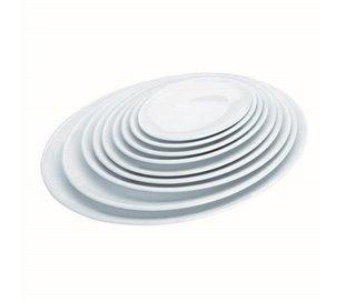 Ovale Platte Aus Melamine...