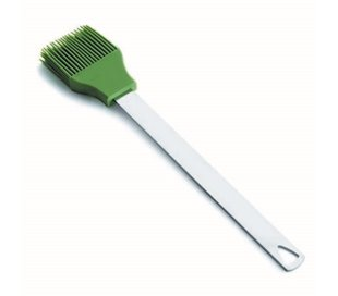 Silikonpinsel,Grün 23 Cm  -...