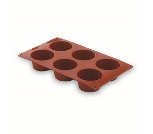 Muffinform Für 6 Madeleine...
