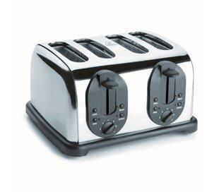 Automatik-Toaster Für 4...