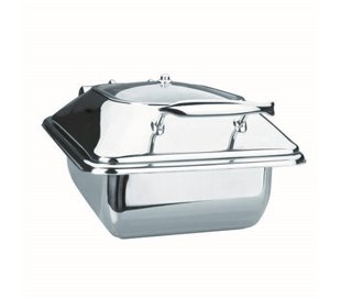 Chafing Dish Luxe Gn 1/2 -...