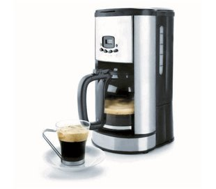 Programmierbar Filterkaffee...