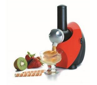 Obst-Eis Maschine 150W  -...