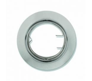 Aplique de aluminio ADO Cromo ambiente halógeno de pared