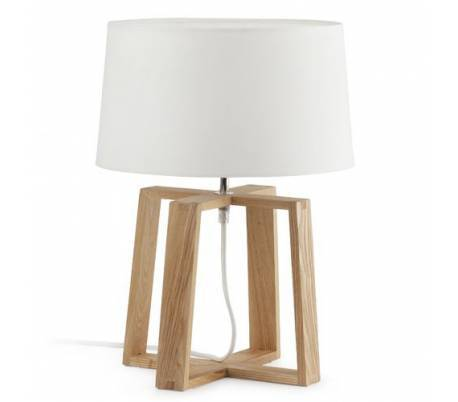 Grosshandler Und Handler Der Beleuchtung Tischleuchte E27 Holz