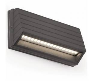 LED Wandleuchte aus...